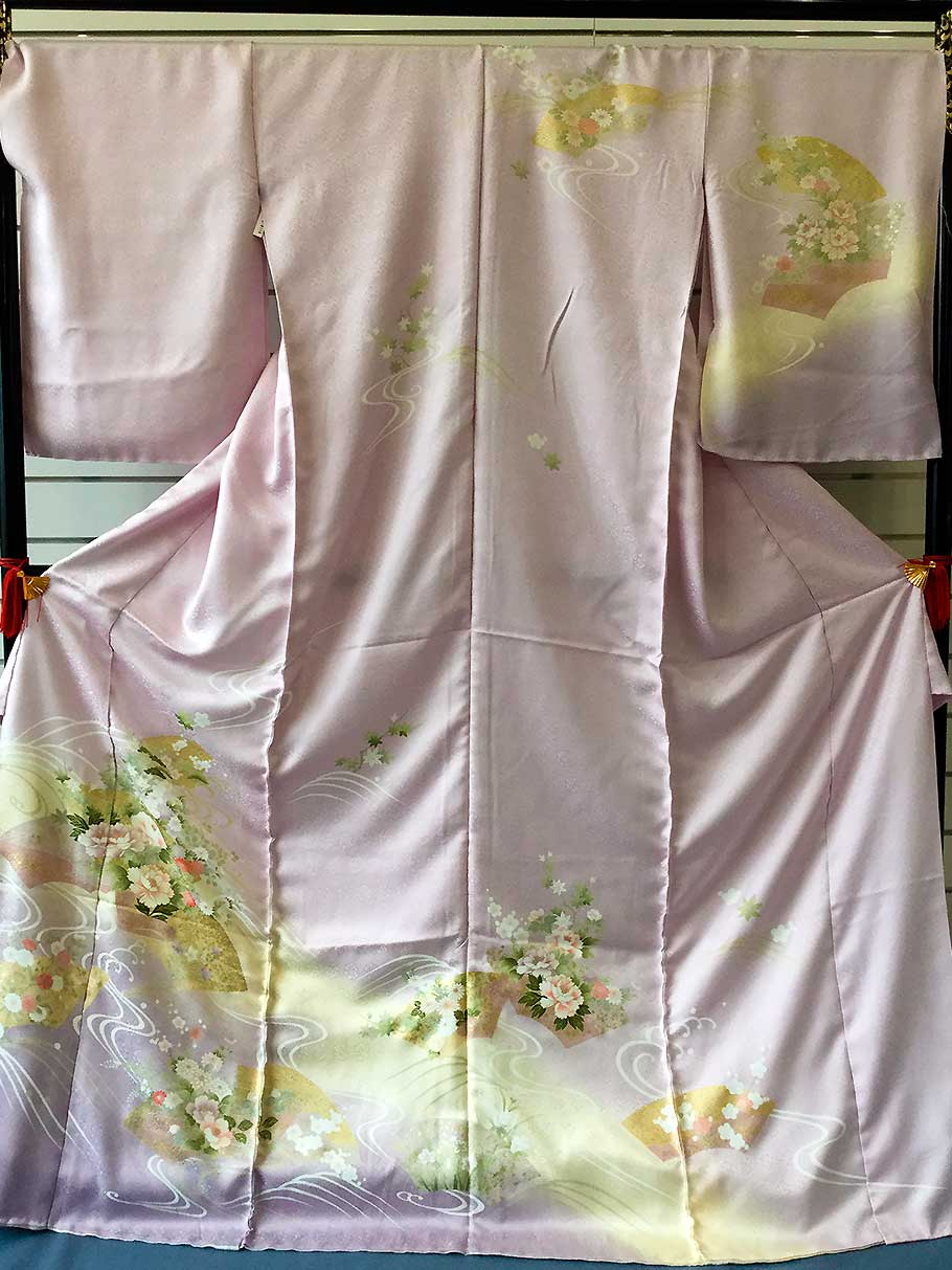 特別企画:正絹訪問着特別ご奉仕10周年を記念して、通常価格18万円以上を  39,000円(税別)サンキュー価格で色柄多数取り揃えお待ちしてます。